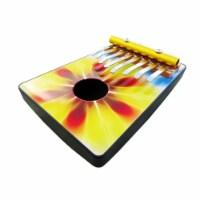 Schoenhut Piano Company 810TD Tie Dye 8 Note Thumb Piano