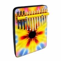 Schoenhut Piano Company 1204TD Tie Dye 12 Note Thumb Piano