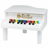 Schoenhut Toy Piano 189W 18 key White Mini Grand