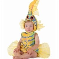 Prin5500 280646 Baby Anne Geddes Yellow Gobi Fish Costume, 18 Months-2T