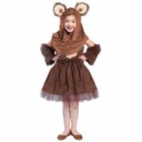 Princess Paradise 278077 Halloween Girls Classic Star Wars Wicket Dress Costume - Medium - 1