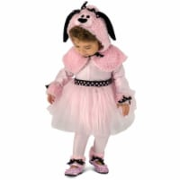 Princess Paradise 249881 Princess Poodle Child Costume - Extra Small