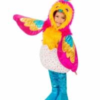 Prin5500 280658 Girls Hatchable Hatchimal Penguala Costume, Small 6 - 1
