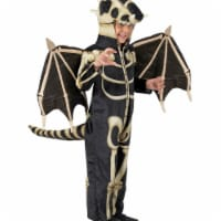 Princess Paradise 278022 Halloween Boys Dragon Skeleton Costume - Extra Large