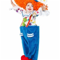 Princess Paradise 278146 Halloween Toddler Colorful Circus Clown Costume - Medium