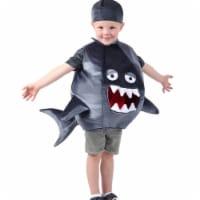 Princess 410050 Child Feed Me Shark Costume - Extra Small & Small - 1