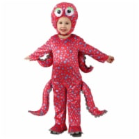 Princess Paradise 413933 2 Toddler Oliver the Octopus Costume for Boys, 18 Month