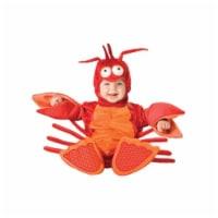 Princess Paradise 413983 Toddler Littlest Lobster Costume, 6-12 Month - NS2 - 1