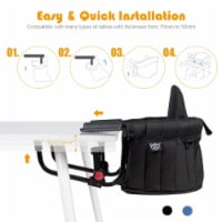 Fast Hook On Table Chair Portable & Folding Clip On High Chair High Load - 1 unit