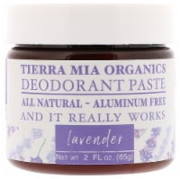 Tierra Mia Organics  Deodorant Paste Lavender