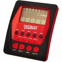 Hasbro A2125 Electronic Hand Held Yahtzee, Board Games