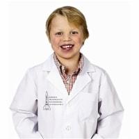 Junior Stem Lab Coat Age 12 to 14 Years