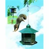 Wildbird Squirrel Baffle Clear