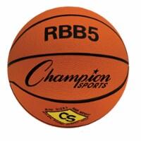 Mini Basketball 7In Diameter Orange