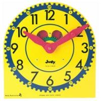 Original Judy Clock-12-3/4 X 13-1/2 Wood With Stand