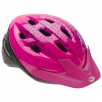 7063276 Child Girls Pink Helmet