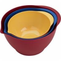 11620 Plastic Mixing Bowl Set, 3 Piece