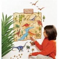 Peel & Stick Wall Play Dino Park - 1