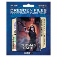 Dresden Files Cooperative Card Game Expansion - 1