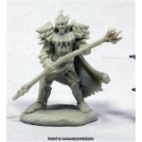 25mm Scale Vagorg Half Orc Sorcerer, Chris Lewis - Pathfinder Bones - 1
