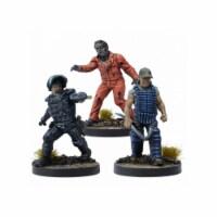 Walking Dead Rick, Prison Advisor Booster Miniature Games