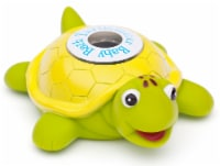 Turtlemeter, the Baby Bath Floating Turtle Toy and Bath Tub Thermometer - 1