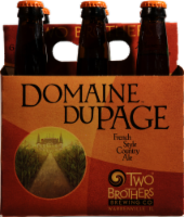 Two Brothers Domaine DuPage - 6 Count/12 Fl Oz