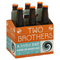 Two Brothers A Bretter Day - 6 bottles / 12 fl oz