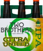 Two Brothers Citra United IPA Beer