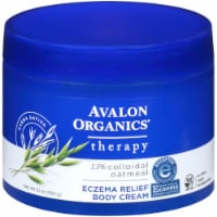 Avalon Organics Colloidal Oatmeal Therapy Eczema Relief Body Cream