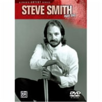 Alfred 00-904907 Steve Smith- Part One - Music Book