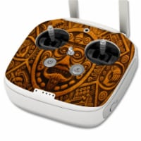 MightySkins DJPH3PROCO-Carved Aztec Skin for Dji Phantom 3 Professional Quadcopter Drone Cont