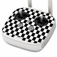 MightySkins DJPH3PROCO-Check Skin for Dji Phantom 3 Professional Quadcopter Drone Controller