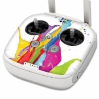 MightySkins DJPH3PROCO-Circus Splash Skin for Dji Phantom 3 Professional Quadcopter Drone Con