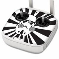 MightySkins DJPH3PROCO-Star Rays Skin for Dji Phantom 3 Professional Quadcopter Drone Control