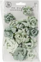 Prima Marketing Mulberry Paper Flowers-Emerald Beauty/My Sweet - 1