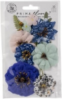 Prima Marketing Mulberry Paper Flowers-Natural Beauty/Nature Lover - 1