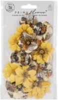 Prima Marketing Mulberry Paper Flowers-Colorful Beauty/Diamond - 1
