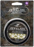 Finnabair Art Extravagance Jewel Texture Paste 100ml Jar-Golden Dust - 1