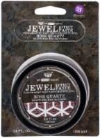 Finnabair Art Extravagance Jewel Texture Paste 100ml Jar-Rose Quartz - 1
