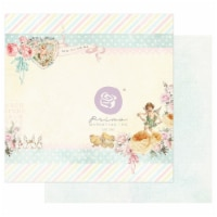 Magic Love By Frank Garcia Double-Sided Cardstock 12 X12 -Fill My Heart With Love - 1