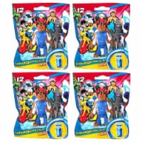 Imaginext Series 12 Surprise Bag 4-Pack Collectible Figures Fisher-Price - 1 unit