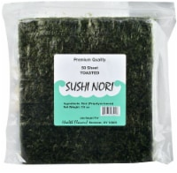 Health Flavors Sushi Nori Toasted