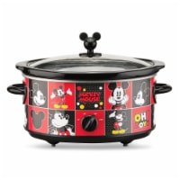 Disney Mickey Mouse 5-Quart Slow Cooker