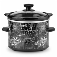 Select Brands Star Wars 2-Quart Slow Cooker