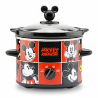 Select Brands Disney Mickey Mouse 2-Quart Slow Cooker