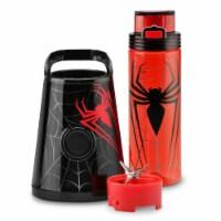 Marvel Spider Man Mini Blender & Beverage Bottle