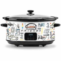 Select Brands Friends Digital Slow Cooker