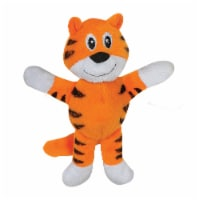 SmartPetLove Tender-Tuff Tiny Tiger Dog Toy