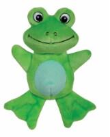 SmartPetLove Tender-Tuff Comfort Frog Dog Toy